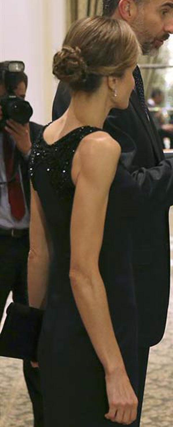 La reina Letizia en Nueva York