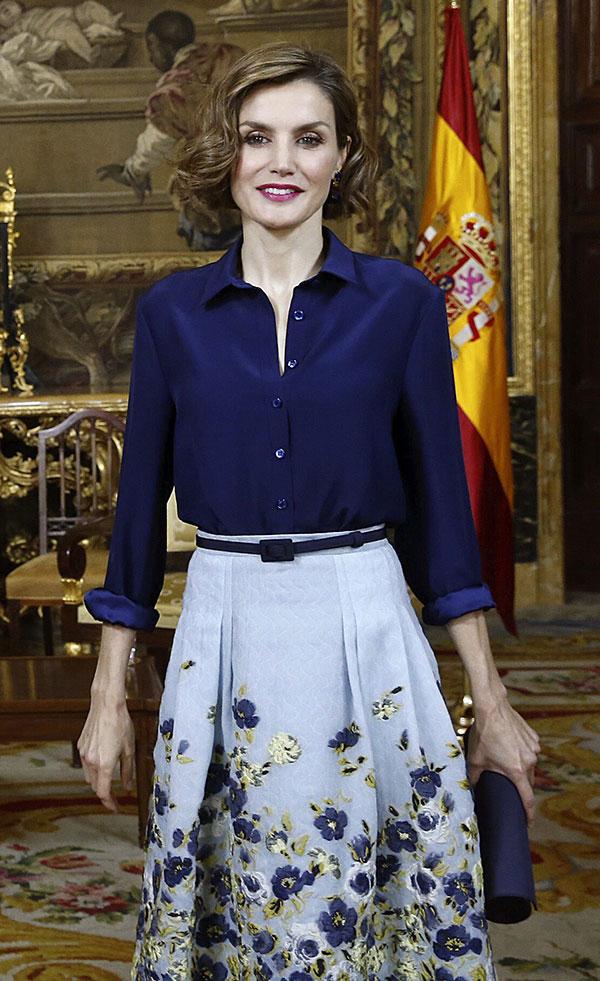 Resultado de imagen de Reina Letizia