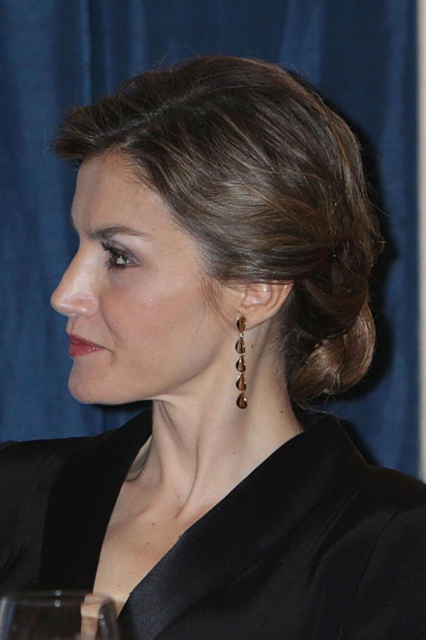 La reina Letizia en los Premios Francisco Cerecedo