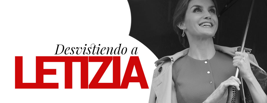 Desvistiendo a Letizia » Rojo by Madrid Fashion Week